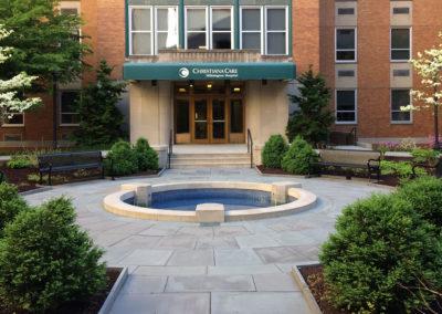 Christiana Care – Wilmington Hospital Healing Garden